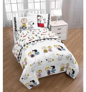 Peanuts Classic Pals Full Bed Set