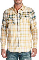 Cult of Individuality Clint Plaid Sportshirt
