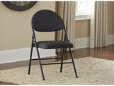Cosco Home And Office XL Fabric Padded Folding Chair Home and Office