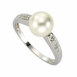 Celesta Diamonds by Ellen K. 360370230 Ring white