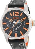 BOSS ORANGE Men's 1513228 PARIS Analog Display Japanese Quartz Watch