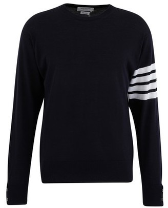 Thom Browne 4-Bar jumper in merino wool