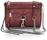 Rebecca Minkoff Best Seller Metallic Mini M.A.C. Crossbody Bag