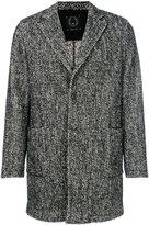 Tonello patch pockets midi coat