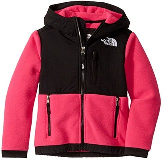 The North Face Kids Denali Hoodie (Little Kids/Big Kids) (TNF Black) Kid's Coat