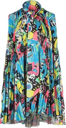 Balenciaga Pleated Sl Dress