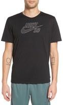 Nike SB Icon Grid Graphic T-Shirt