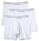 Calvin Klein Underwear Microfiber Boxer Briefs