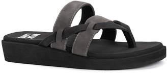 Muk Luks Womens Finley Flip-Flops