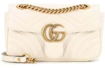 d32f449a2b08 Gucci GG Marmont Mini crossbody bag - ShopStyle Shoulder