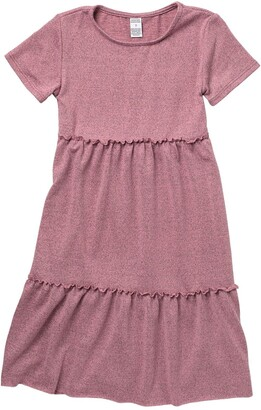 Harper Canyon Heather Tiered Dress