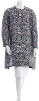 Giamba Jacquard Coat w/ Tags