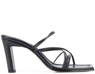 Wandler Strappy Slip-On Sandals