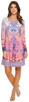 Hale Bob Hot Spots Microfiber Jersey Dress Women's Dress