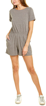 Peyton Valley Cuffed Romper