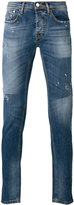 Iceberg distressed skinny jeans - men - Cotton/Spandex/Elastane - 31