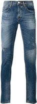 Iceberg distressed skinny jeans