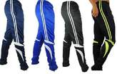 Campeon Kids Skinny Soccer Pants Training Sweat Sport Gym Athletic Tight Fit (YOUTH-M, )