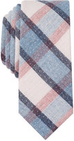 Original Penguin Men's Loker Plaid Slim Tie
