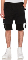 Helmut Lang Double Layer Shorts in Black. - size XL (also in )