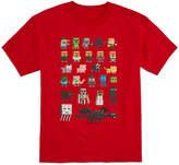 Asstd National Brand Minecraft Graphic T-Shirt-Big Kid Boys