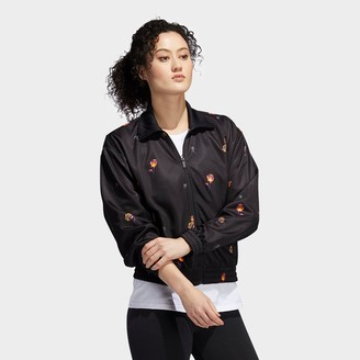 adidas Women's Floral Track Jacket