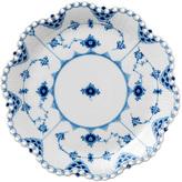 Royal Copenhagen Fluted Full Lace Round Porcelain Dish