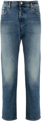 Paul Smith Organic Bleached Slim Jeans