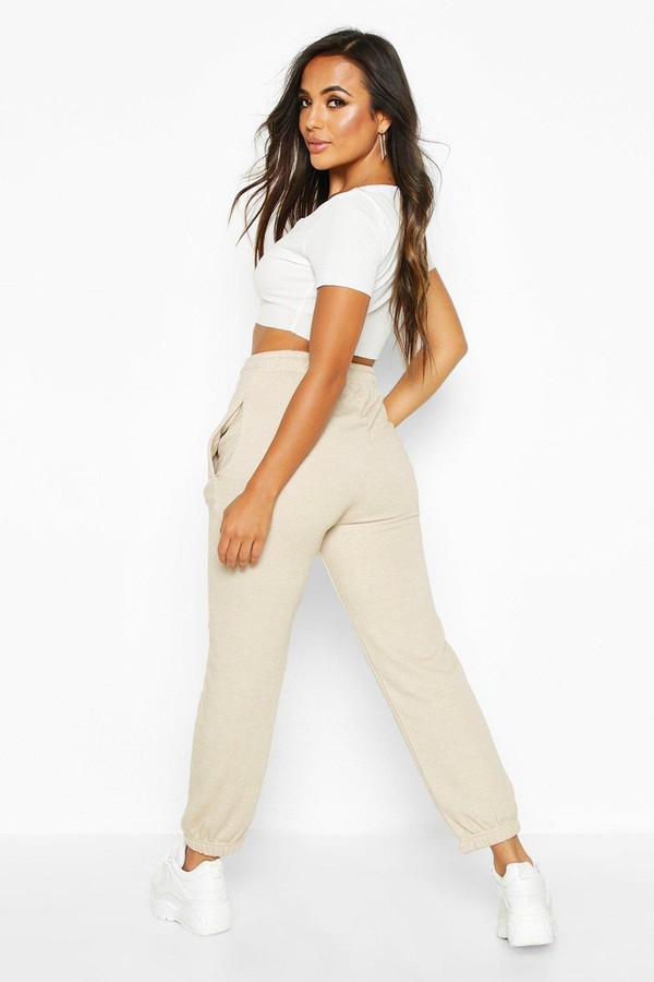 Thumbnail for your product : boohoo Petite Boyfriend Joggers
