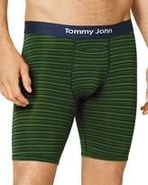 Tommy John Cool Cotton Mitch Stitch Long Boxer Briefs