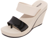 Melissa Summer High Wedge Sandals