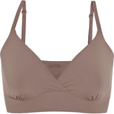 Yummie by Heather Thomson Claudette stretch-jersey soft-cup bra