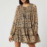 Free People Women's Free Swinging Mini Dress