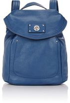 Marc by Marc Jacobs WOMEN'S TOTALLY TURNLOCK BACKPACK-NAVY