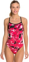 Arena Polyatomic Female Lightech Back One Piece Swimsuit 8124328