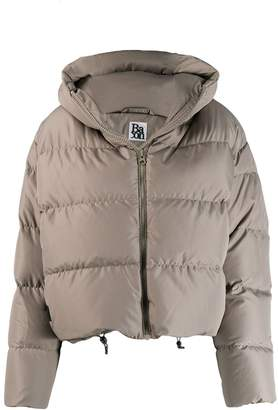 Bacon quilted puffer jacket