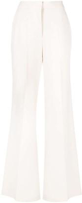 Victoria Victoria Beckham High-Waist Flared Trousers