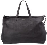 Thumbnail for your product : Balenciaga Aj Leather Weekender