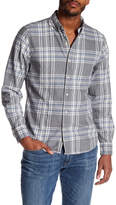 Joe's Jeans Jimmy Plaid Relaxed Fit Shirt
