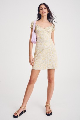Cotton On The Sweetheart Neck Mini Dress