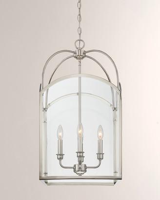 Garrett Four-Light Foyer Lighting Pendant