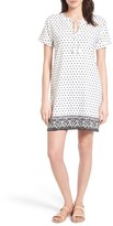 Vineyard Vines Women's Print Cotton Tunic Dress