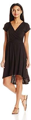 Band of Gypsies PL Movement by Pink Lotus Women's Jersey Dress