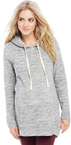 Motherhood Relaxed Fit Maternity Hoodie