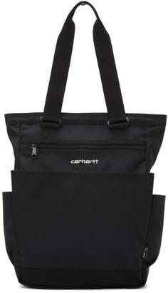 Carhartt Work In Progress Black Payton Tote Bag