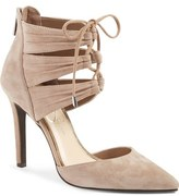 Jessica Simpson 'Caleya' Lace Up Pump (Women)