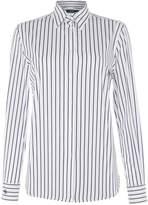 Lauren Ralph Lauren Jamir striped shirt with logo
