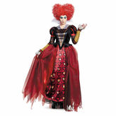 Asstd National Brand Alice Through The Looking Glass Red Queen Deluxe 2-pc. Dress Up Costume Plus