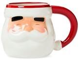 Threshold Santa 14oz Earthenware Mug