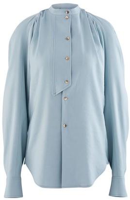 REJINA PYO Marianne cotton-blend shirt